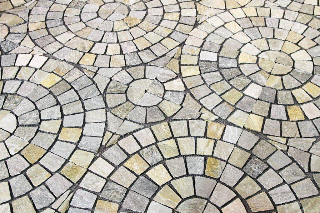 lantai alami