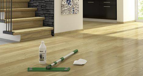 trik merawat lantai rumah