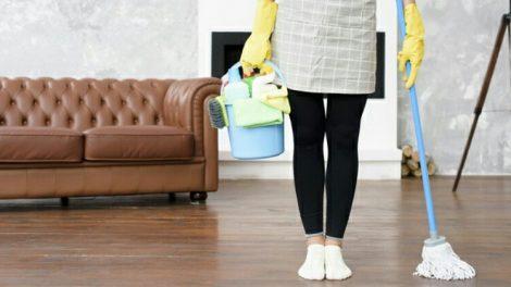 cara merawat lantai rumah yang kotor