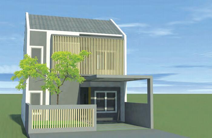 Renovasi Rumah Tipe 36